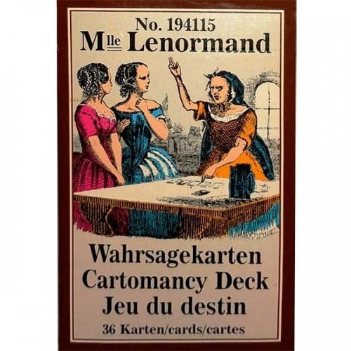 Mlle Lenormand Cartomancy - No. 194115