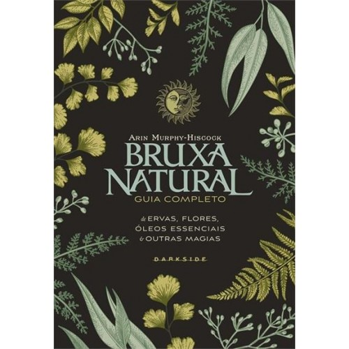 Bruxa Natural (Capa Dura)