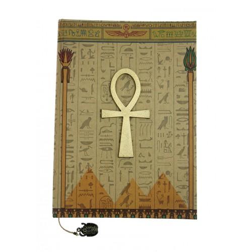Grimório Egípcio (Cruz Ansata)