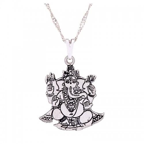 Gargantilha Ganesha 23mm