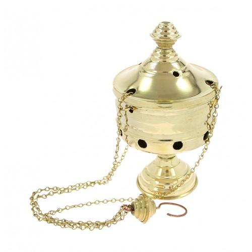 Turíbulo Dourado (12 cm)