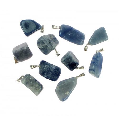 Pingente em Quartzo Azul (Preço Unitário)