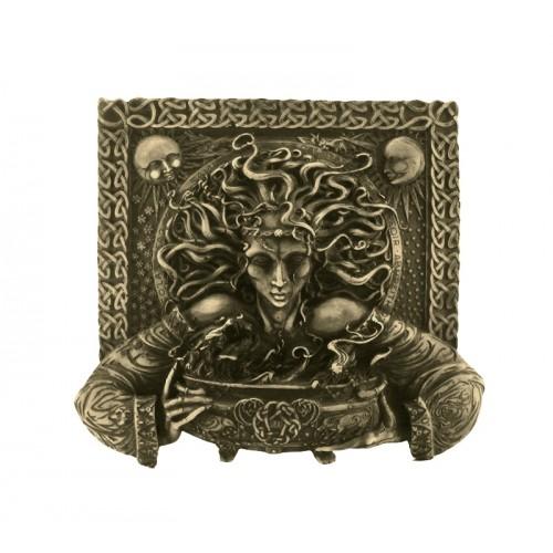 Placa de Cerridwen (Dourada)