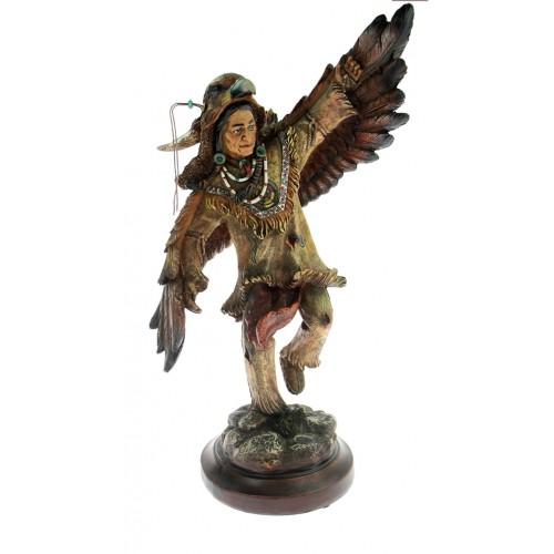 Indio-Águia (34cm)