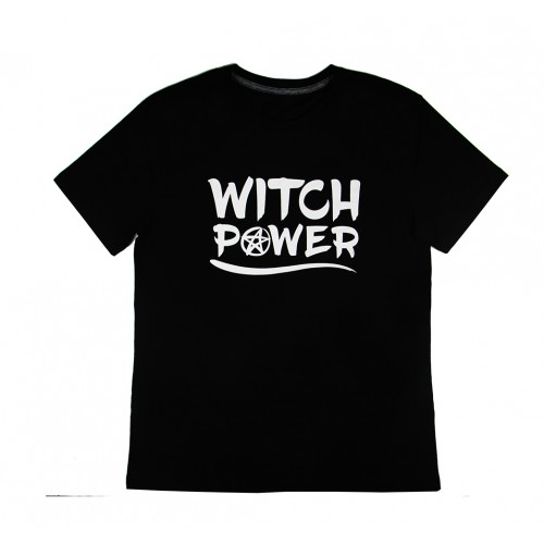 Witch Power Preta