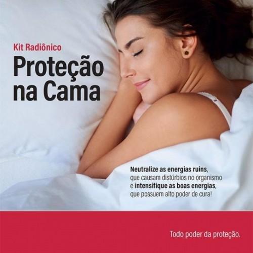 Kit Radiônico Proteção na Cama