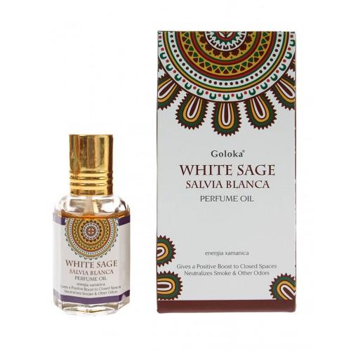 Salvia Branca - Óleo Indiano 10 ml (Limpeza)