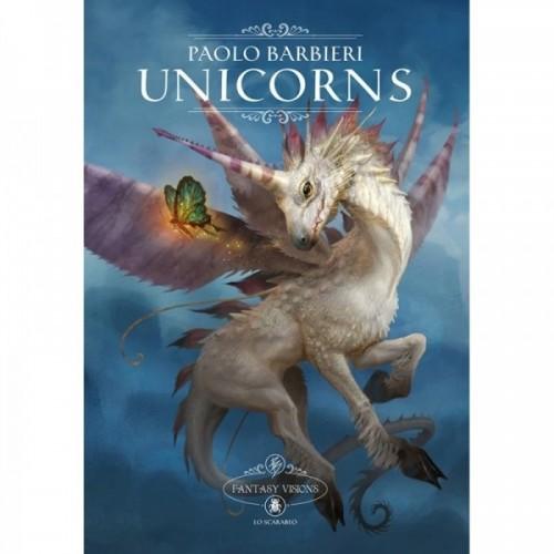 Unicorns - Paolo Barbieri Fantasy Visions