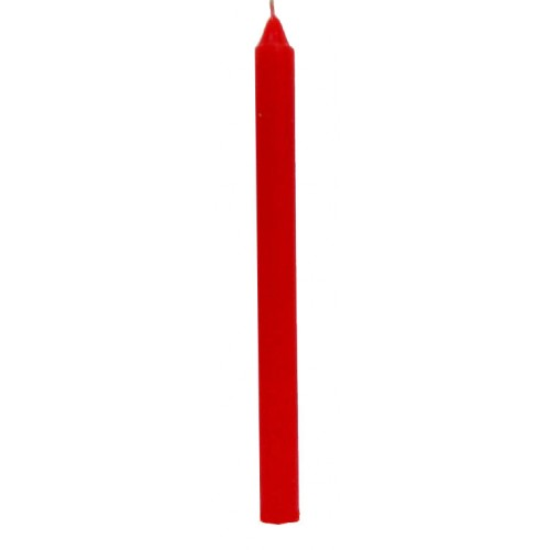 Vela Palito Vermelha